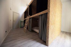 Caravan Dormitorio Misto 8 Posti Letto